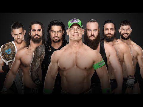 WWE Elimination Chamber 2018 Promo(First 7 Man Chamber)