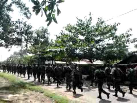 GUNUNG KUPANG PENDIDIKAN CATAM 2012 TNI.mp4