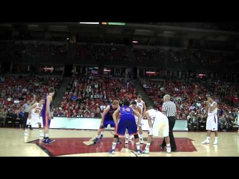 Men's Basketball vs. Badgers - Oct. 30, 2013