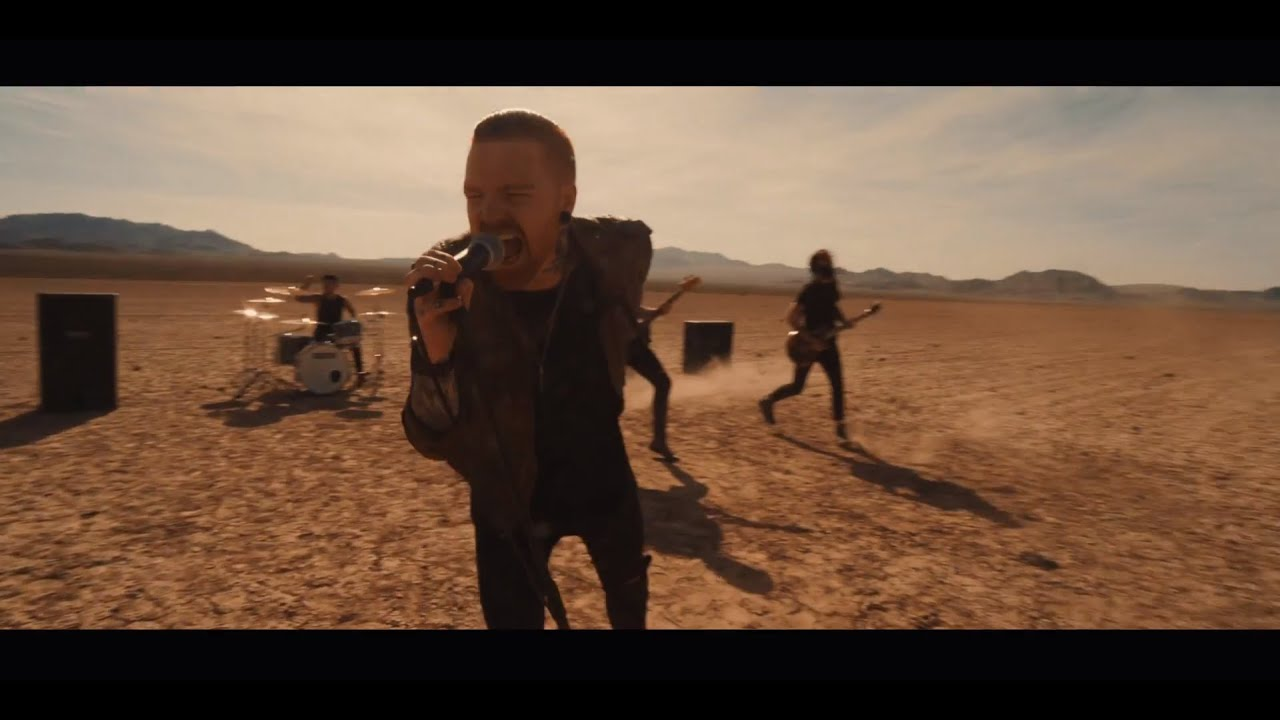 Memphis May Fire – Stay The Course (Official Music Video)