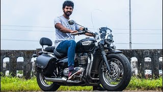 2. Triumph Bonneville Speedmaster Review - More Practical Bobber | Faisal Khan