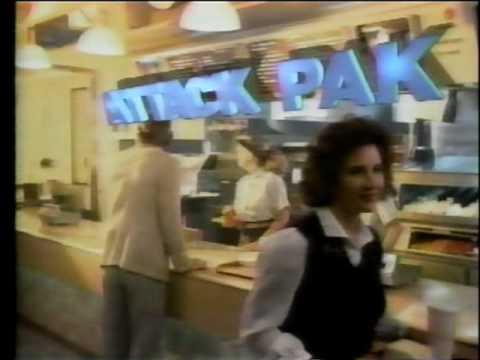 McDonald's - Big Mac Attack Pak (1987)