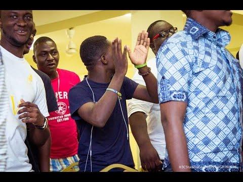 Everybody bring your calabash - George Mensah Essilfie