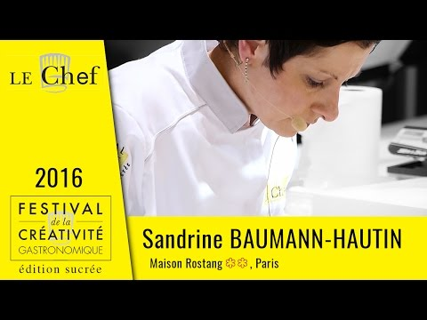 FCG 2016 édition sucrée : Sandrine Baumann-Hautin