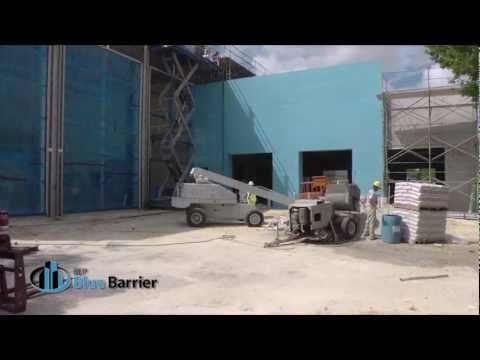 BEP Blue Barrier - Liquid Wrap Spray Video 2