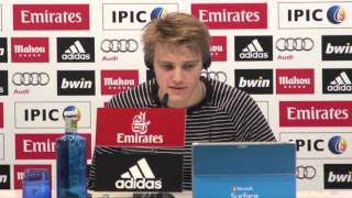 Martin Odegaard Bei Real Madrid: