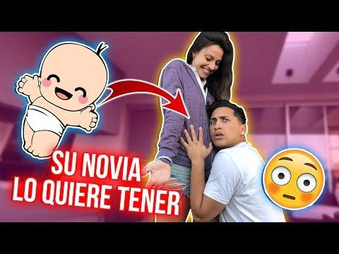MI NOVIA CONFIESA TODO SOBRE EL EMBARAZO *quiere un bebe*