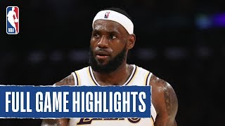 WARRIORS at LAKERS | Lakers Could Not Miss in Win | 2019 NBA Preseason by NBA