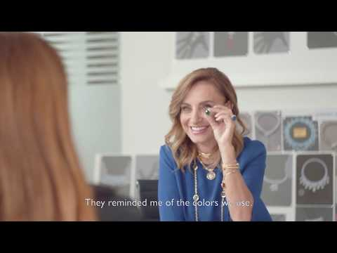 BVLGARI - Jannah, a five petal story. Making of with Lucia Silvestri