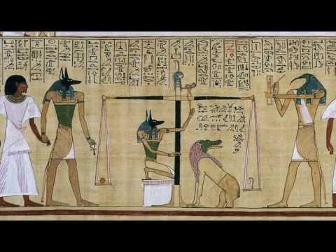 Book of the dead egypt hunefer