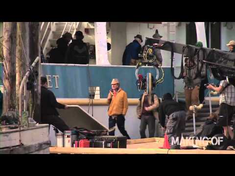 On-Set Footage, 'The Big Year'