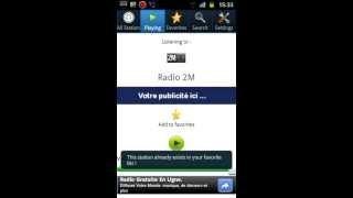 RadioMA v2.0 - Morocco YouTube video