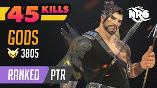 ►Subscribe for more video's: https://goo.gl/auELg6Overwatch pro player gameplayIf you enjoy watching NRG Gods play, please support him by following him on his social media at:Twitch - https://www.twitch.tv/gods_liveTwitter - https://twitter.com/NRGgods