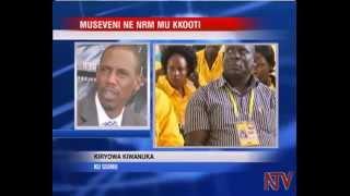 Waliwo nate ba looya abatutte ekibiina ki NRM mu kkooti nga baagala kooti eyimirize pulezidenti Museveni okwesimbawo - emu ku nsonga gyebawa ya myaka gya pre...