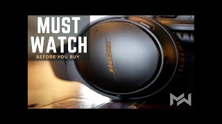 Video TOP 4 Reasons to NOT BUY Bose QC35 ii MP3, 3GP, MP4, WEBM, AVI, FLV Juli 2018