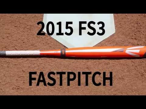 CheapBats 2015 Easton FS3 Fastpitch Softball Bat FP15S3
