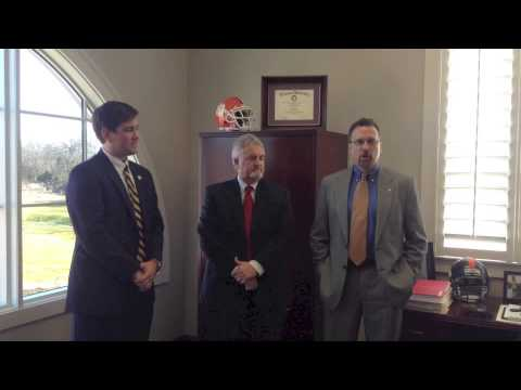 President's Patrol with Greer State Bank Clemson Office