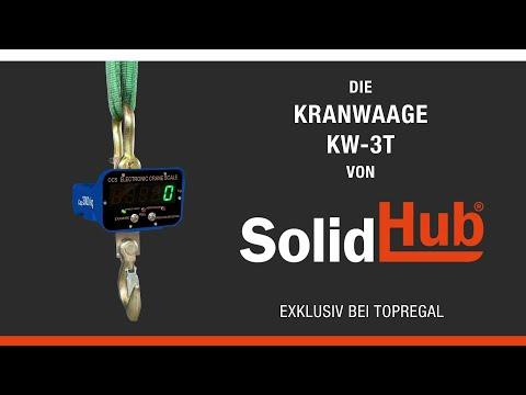 Produktvideo Kranwaage KW-3T