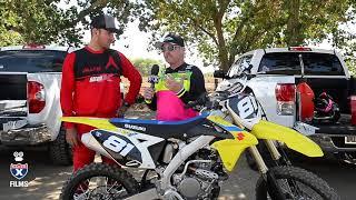 7. Racer X Films: 2018 Suzuki RM-Z250