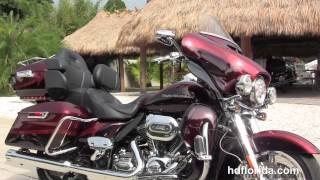 8. Used 2014 Harley Davidson CVO Limited Motorcycles for sale