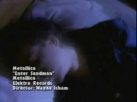 Metallica - Enter Sandman (Subtitulos en español)