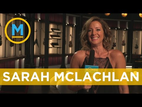 Sarah McLachlan reveals what it takes to impress her | Your Morning