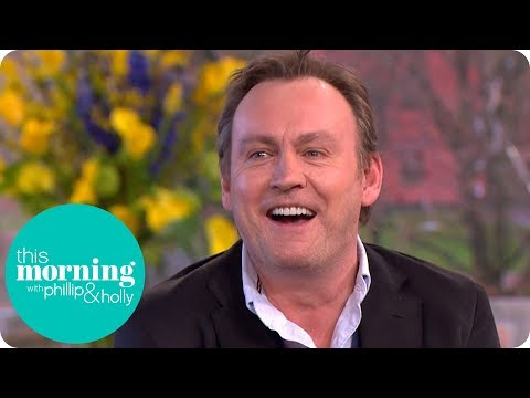 Philip Glenister Doesn't Think There'll Be a 'Life on Mars' Film | This Morning (видео)