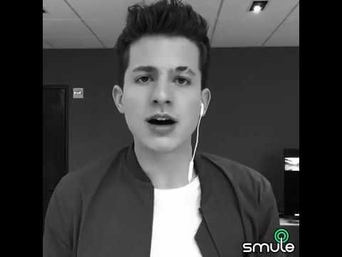 Mix-smule Charlie Puth Song-one Call Away