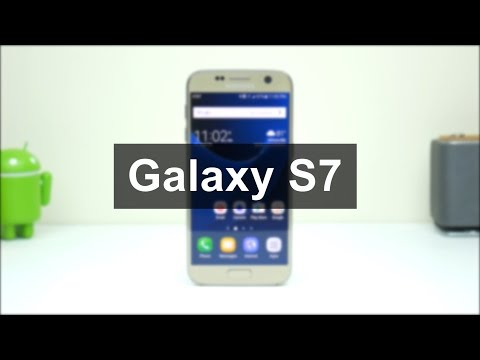 AT&T Samsung Galaxy S7 Review, How Samsung Refined the Galaxy S6