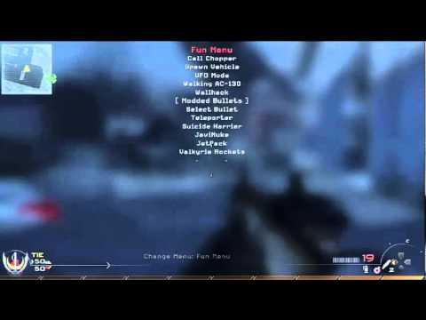 Free mw2 3.70 mod menu PS3/Xbox/PC