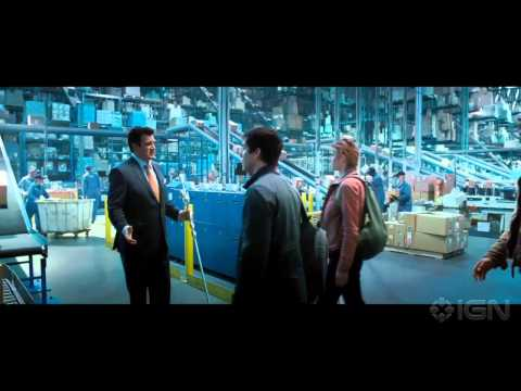 Percy Jackson: Sea of Monsters Clip 'Hermes'