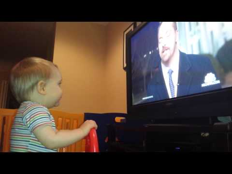10-Month-Old Hates Brian Williams