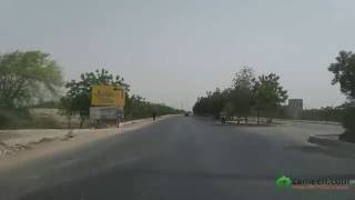 Sachal Sarmast Town-Located at Jinnah Avenue Near Hakin Villas Link with Malir Cantonment. Complete Work -Sewerage Line...