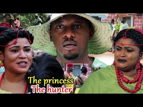 The Princess & The Hunter 5&6 - Yul Edochie 2018 Latest Nigerian Nollywood Movie//African Movie
