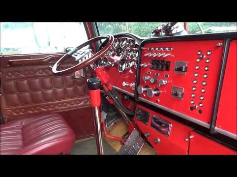 Heavy Duty USA Super Truck - Oldtimer
