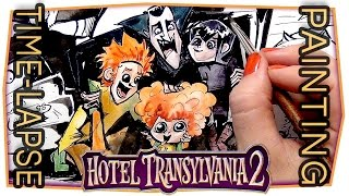 Hotel Transylvania 2 collaboration!