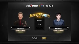Kolento vs SuperJJ, game 1