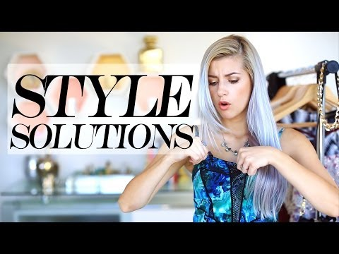 style - Hey lovely unicorns! Today I share with you some of secrets on how to accentuate and highlight what you have or don't have ^_^ tweet me here https://twitter....