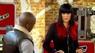 Jessie J Best Moments The Voice UK Live Shows 4 S01E13 Part1