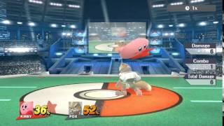 Cool Kirby Jab Lock Combo (37%)
