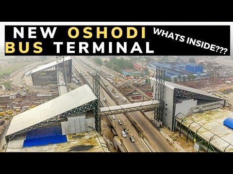 You won't believe this is Oshodi: The Biggest Bus Terminal in Lagos Nigeria.
