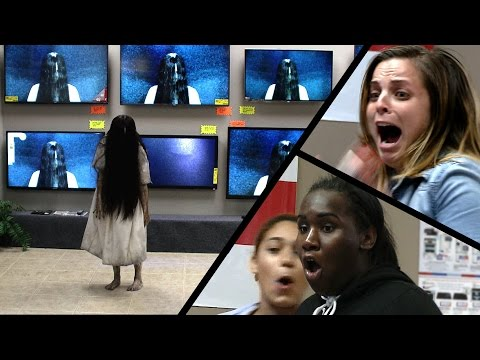 Rings 2017 - TV Store Prank