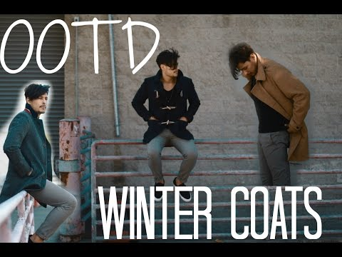 Hottest 3 Coat Styles For MEN In 2016 Winter