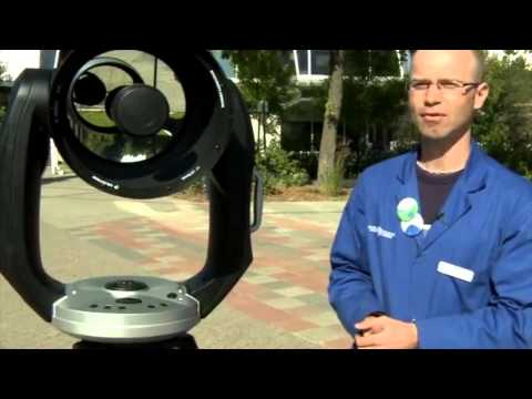 Cool Science - Telescopes at Science North (видео)