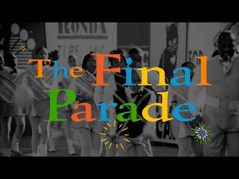 """The Mighty Mighty BossToneS - """"The Final Parade"""" (Lyric Video)"""
