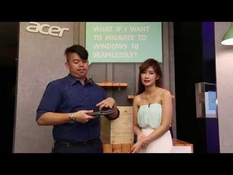 NBS Preview : Acer Aspire One 10 ไฮบริดโน้ตบุ๊คราคาแค่ 9,990 บาท