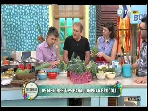 Los secretos del brócoli con Adrián Schirosa
