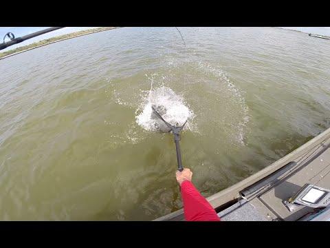 Fishing Keith Lake (Trouts and Flounder) GoPro Hero3+ 720p HD (видео)