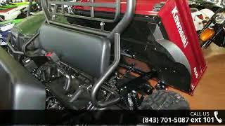 "9. 2018 Kawasaki Mule SXâ""¢ 4x4  - Charleston Powersports - ..."