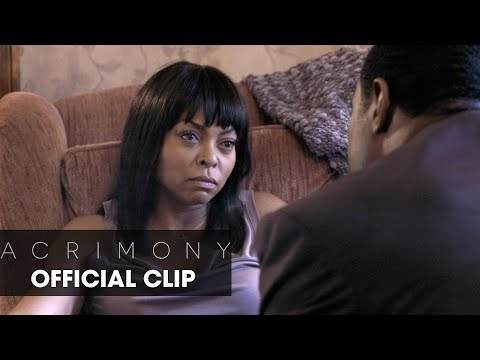 "Tyler Perry's Acrimony (2018 Movie) Official Clip ""You Lie And You Cheat"" – Taraji P. Henson"